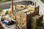 Miniatur Wunderland: Fabrikgebäude