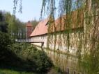 Burg Hülshoff Seitenansicht
