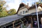 Auffahrt von Heidelberg auf den Königsstuhl